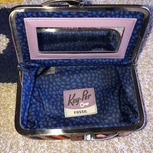 Fossil Key-Per Cosmetic Case